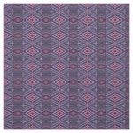 Elegant Purple Diamond Fabric