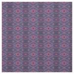 Elegant Purple Diamond Fabric