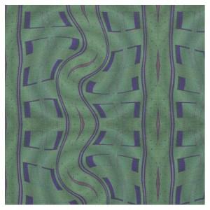 Modern Green Fabric